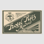 Hotel Ritz (Madrid - Spain)