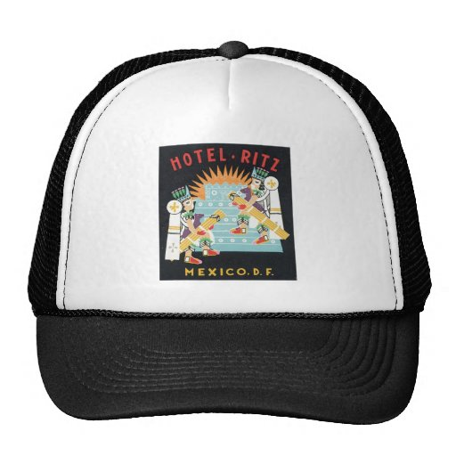 Hotel Ritz Mexico, D.F. Trucker Hats