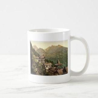 Hotel Rosa in the Great Kohlbacherthal, Tatra, Aus Coffee Mug