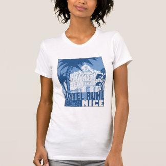 Hotel Ruhl, Nice Vintage Travel Poster T-Shirt