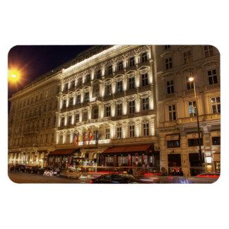 Hotel Sacher Imán De Vinilo
