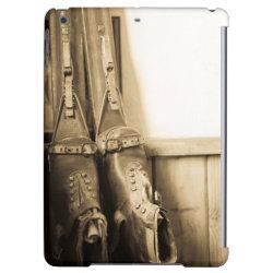 Case Savvy Glossy Finish iPad Air Case with Saint Bernard Phone Cases design