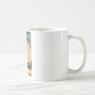 Hotel Seneca, Rochester NY Vintage Coffee Mug