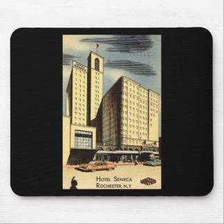 Hotel Seneca, Rochester NY Vintage Mouse Pad
