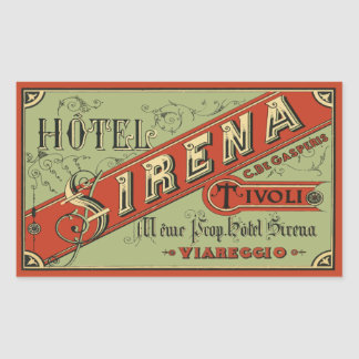 Hotel Sirena (Tivoli - Italy)