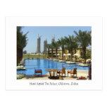 Hotel Sofitel el palacio, ciudad vieja, Dubai Tarjetas Postales