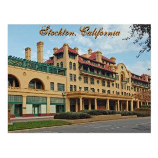 Hotel Stockton Post Cards