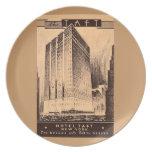 Hotel Taft de New York City Plato De Comida