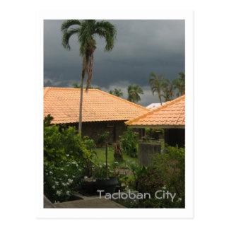 Hotel turístico del parque de Leyte Postal