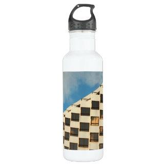 Hotel windows water bottle