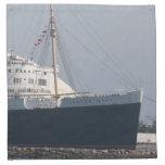 Hotel y museo del RMS Queen Mary en Long Beach Servilletas