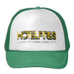 HOTELFIRES trucker Hat 2