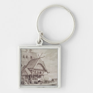 Hotels and Guest Houses Keychain