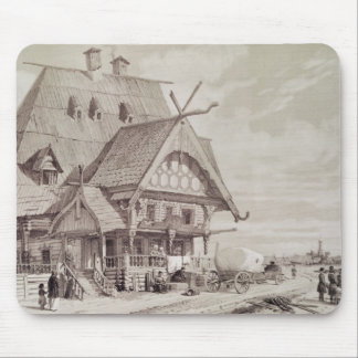 Hotels and Guest Houses Mouse Pad