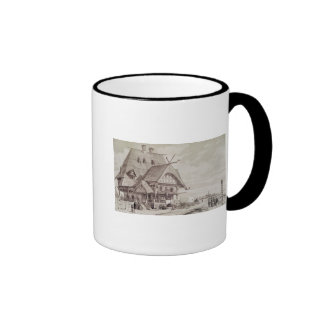 Hotels and Guest Houses Ringer Mug