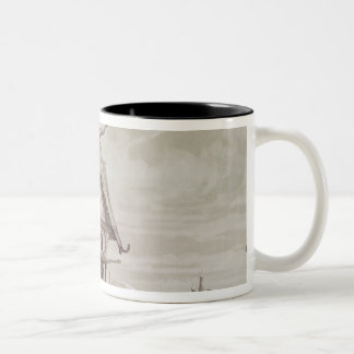 Hotels and Guest Houses Two-Tone Coffee Mug
