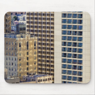 Hotels on Nob Hill near Union Square in San Mouse Pad