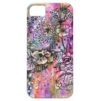 Hothouse Flowers - phone case by s. corfee iPhone 5 Covers