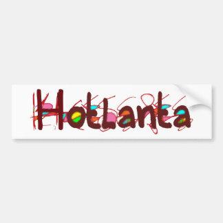 Hotlanta 2 Bumper Sticker