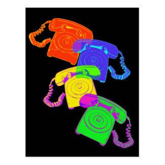 Hotline Postcard