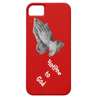 Hotline to God iPhone SE/5/5s Case