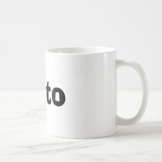 Hoto Mug