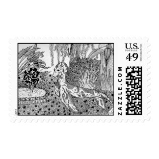 HotOO Carahil in Grove postage stamp