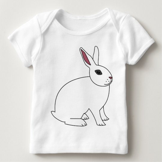 Hotot Rabbit Baby T-Shirt