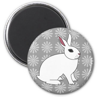 Hotot Rabbit Magnet