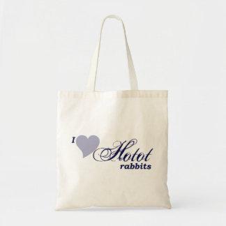 Hotot rabbits bag
