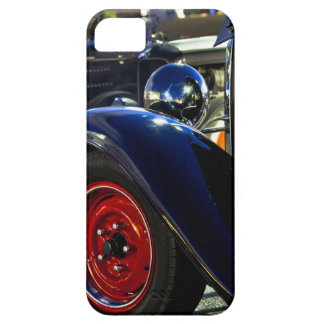 Hotrod de cabeza llana de V8 iPhone 5 Funda