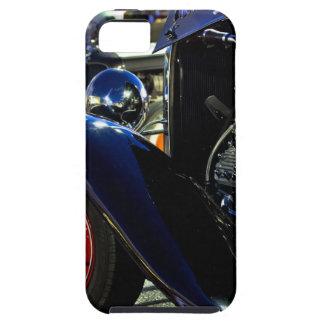 Hotrod de cabeza llana de V8 iPhone 5 Case-Mate Cárcasa