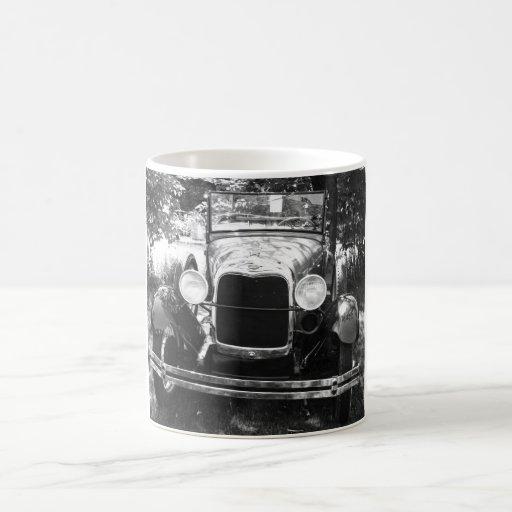 Hotrod of Yesterday Coffee Mug