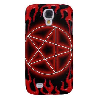 HotRod Pentagram Samsung Galaxy S4 Case