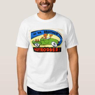 HotRodder Remera