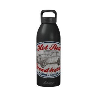 Hotrods Water Bottle