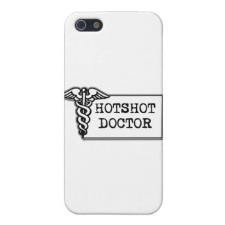 Hotshot Doctor Case For iPhone 5