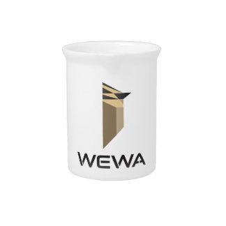 Hotspot Birding WEWA Merchandise Drink Pitcher