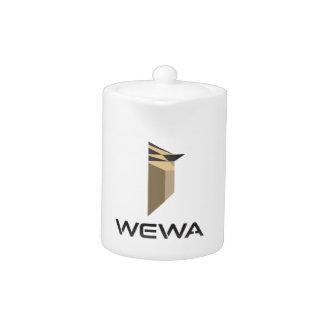 Hotspot Birding WEWA Merchandise Teapot
