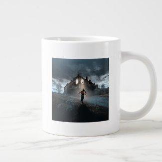 [HOTSW 20-oz. Jumbo Ghost Mug]