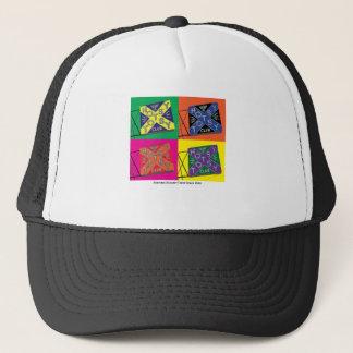 HOTSY TOTSY DIVE BAR ART TRUCKER HAT