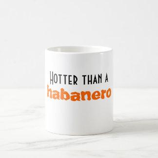 Hotter than a Habanero Mug