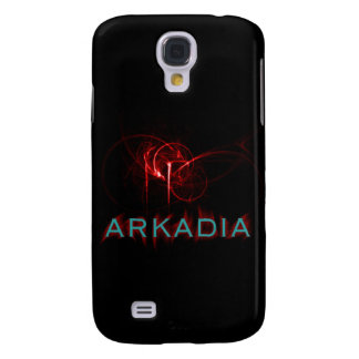 Hotter Than Hell Arkadia Samsung Galaxy S4 Cover