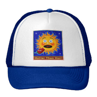 Hotter Than Hot! Hat