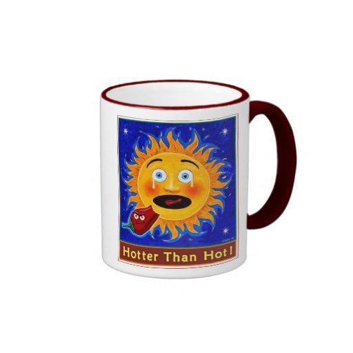 Hotter Than Hot! Mug