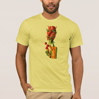 """""""Hotter than ..."""" shirt by Andrea Levy"""