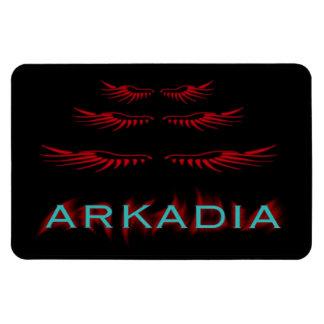 HotterThanHell- Arkadia Magnet