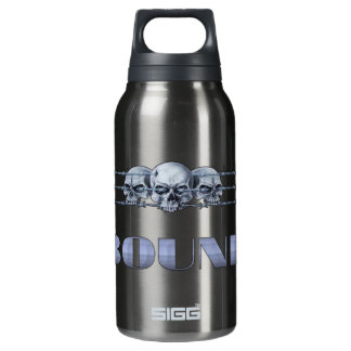 HotterThanHell-Bound Insulated Water Bottle