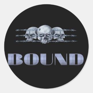 HotterThanHell- Bound Stickers