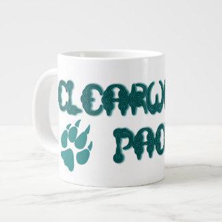 HotterThanHell Clearwater Pack Jumbo Mug-Oli-ver Large Coffee Mug